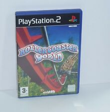 JEU PS2 COMPLET ROLLERCOASTER WORLD 53