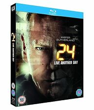 24 LIVE ANOTHER DAY SERIES 9 COMPLETE BLU RAY BOX SET SEASON NEW AND SEALED