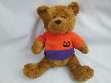 BARNES & NOBLE BOOKSTORE PLUSH BARNSIE HERRINGTON TEDDY BEAR HALLOWEEN TOY