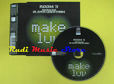 CD Singolo ROOM 5 OLIVER CHEATHAM Make luv 2003 germany WEA no lp mc dvd(S12)