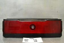 1990-1992 Ford Probe Trunk Lid Black Trim non GT Genuine OEM tail light 37 7A4