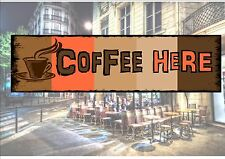 American Retro Style Diner Sign Cafe Sign Coffee Retro Sign Kitchen Sign