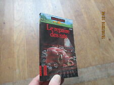 POCKET TERREUR 9021 JAMES HERBERT le repaire des rats 1994