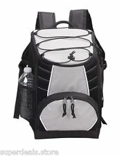 Hiking Camping Travel Outdoor Sports Cooler Backpack - AP7320Black