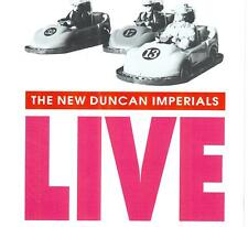 THE NEW DUNCAN IMPERIALS / Live