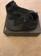 Nike Air Force 1 Ultra Flyknit Mid Size UK6/US7/EUR40/CM25 (817420-001)
