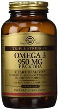 Solgar Omega-3 950 mg 100 softgels