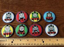Thomas the Train Tank Engine  Fabric Iron On Appliques style #14