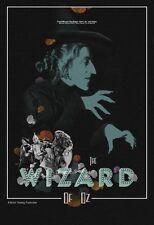 WIZARD OF OZ ADAM JURESKO Limited edition Variant print #30 JUDY GARLAND