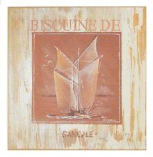 Pascal Cessou Bisquine de Cancale Poster Bild Kunstdruck 33x33cm - Portofrei