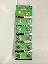 10 Pk AG10 LR1130 389 390 189 L1131 LR54 D389 Alkaline Button Cell Battery 12/18