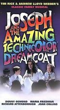 Joseph and the Amazing Technicolor Dreamcoat (VHS) Donny Osmond, Joan Collins