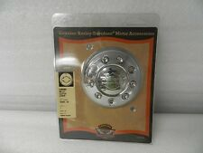 NOS NEW OEM 2005 AND NEWER HARLEY VRSC VROD CHROME BILLET CLUTCH COVER 25426-04
