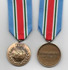 **NEW** UNITED NATIONS FULL-SIZE MEDAL FOR SYRIA ( UNSMIS )