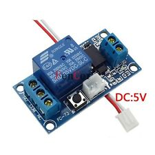 1 Channel 5V Latching Relay Module with Touch Bistable Switch
