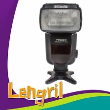 TRIOPO TR-980 TTL Flashgun speedlite for Canon 5DIII 6D 70D 700D Special Price!