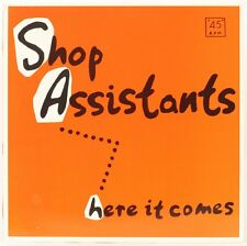 Here It Comes  Shop Assistants Vinyl Record