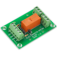 Bistable/Latching DPDT 8 Amp Power Relay Module, DC24V Coil, Tyco RT424F24