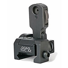 GG&G MAD Rear BUIS  Sight with Ranging Aperture Locking Detent GGG-1006RA