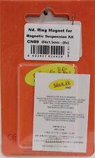 SLOT IT SICN09 REPLACEMET MAGNETS (MAGNET SUSPENSION KIT),1/32 SLOT CAR PART