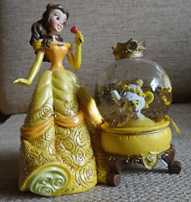 Official Disney Store Belle Snow Globe (BNIB)