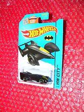 2015 Hot Wheels Batman Live Batmobile  #65 HW City CFK23-00B0D