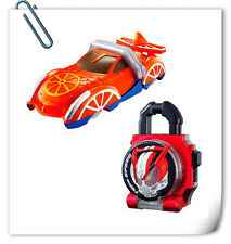 【SET OF 2】 Masked Kamen Rider Drive DX Shift Fruit & Drive Lockseed Set BANDAI
