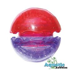 KONG Duets Kibble Ball Large Treat Dispensing Interactive Toy for Dog & Puppy LG