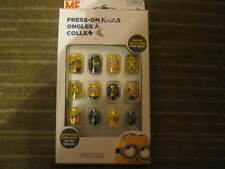 Minions Despicable Me Press on Nails~Great Easter Basket Filler