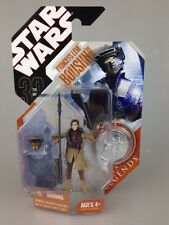 Star Wars 30th Anniversary Carded Figure Princess Leia Boushh Disguise
