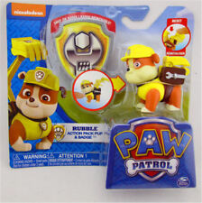 Paw Patrol Action Pack Pup Deformation dog backpack projectile toy and shield CB