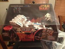 Star Wars Micro Machines MUSTAFAR DUEL Battle Set*NIP*Tantive IV Ship