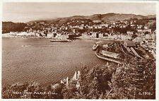 View From Pulpit Hill, OBAN, Argyllshire RP