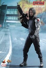 Captain America Civil War: Winter Soldier 1/6 Hot Toys BRAND NEW