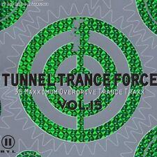 Tunnel trance Force 15 (2000) Liquid Bass, Mario Lopez, Vincent Vega, [CD DOPPIO]