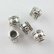 150pcs Tibetan Silver Bail Style Bead Spacers Jewelry DIY 7x6mm 8715-1