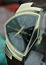 "C. 1959 HAMILTON Electric ""Ventura"" Cal. 500 14K Solid Yellow Gold Men's Watch"