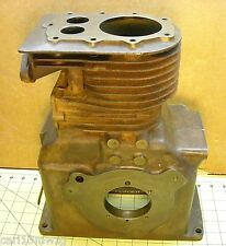USED Briggs & Stratton Engine Block / Cylinder Assy 298202  9 HP Cast Iron