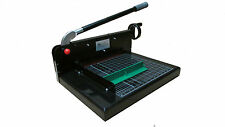 NEW SG 198 Guillotine Paper Cutter Professional Stack Paper Cutter Machine