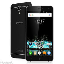 "6"" Zoll DOOGEE X7 Android6.0 16GB 13MP Smartphone Dual SIM QuadCore 3G Handy GPS"