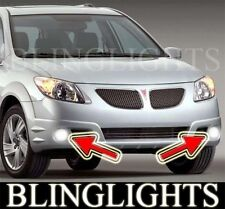 2005 2006 Pontiac Vibe GT Xenon Foglamps Foglights Driving Fog Lamps  Light Kit
