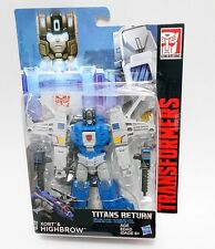 Transformers Titans Return Autobot Highbrow - Targetmaster Headmaster High Brow