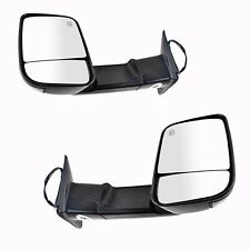 Left+Right 2009-2012 Dodge Ram Pickup Power Heated Puddle/Signal Towing Mirrors