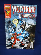 Marvel Comic - Wolverine and Deadpool - # 130 - 18 Oct 2006 -