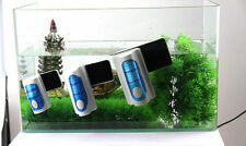 Useful Floating Magnetic Brush Aquarium Fish Tank Glass Algae Scraper Cleaner jd
