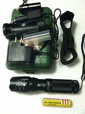 """X800 ShadowHawk Style Complete Kit  XM-L T6 Led extra 18650 battery included"