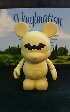 "DISNEY VINYLMATION Park - 3"" Series 1 Holiday Set  Halloween Bat"