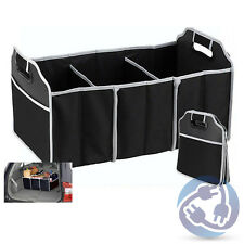 Trunk Organizer Collapsible Folding Caddy Car Truck Van Ca Storage Auto Bag Case