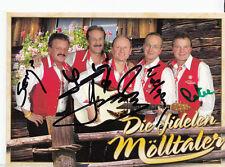Die fidelen Mölltaler TOP AK Orig. Signiert  +21511
