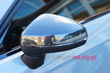 Audi A3 S3 RS3 8V Carbon Fibre Fiber Replacement Mirrors - UK Stock